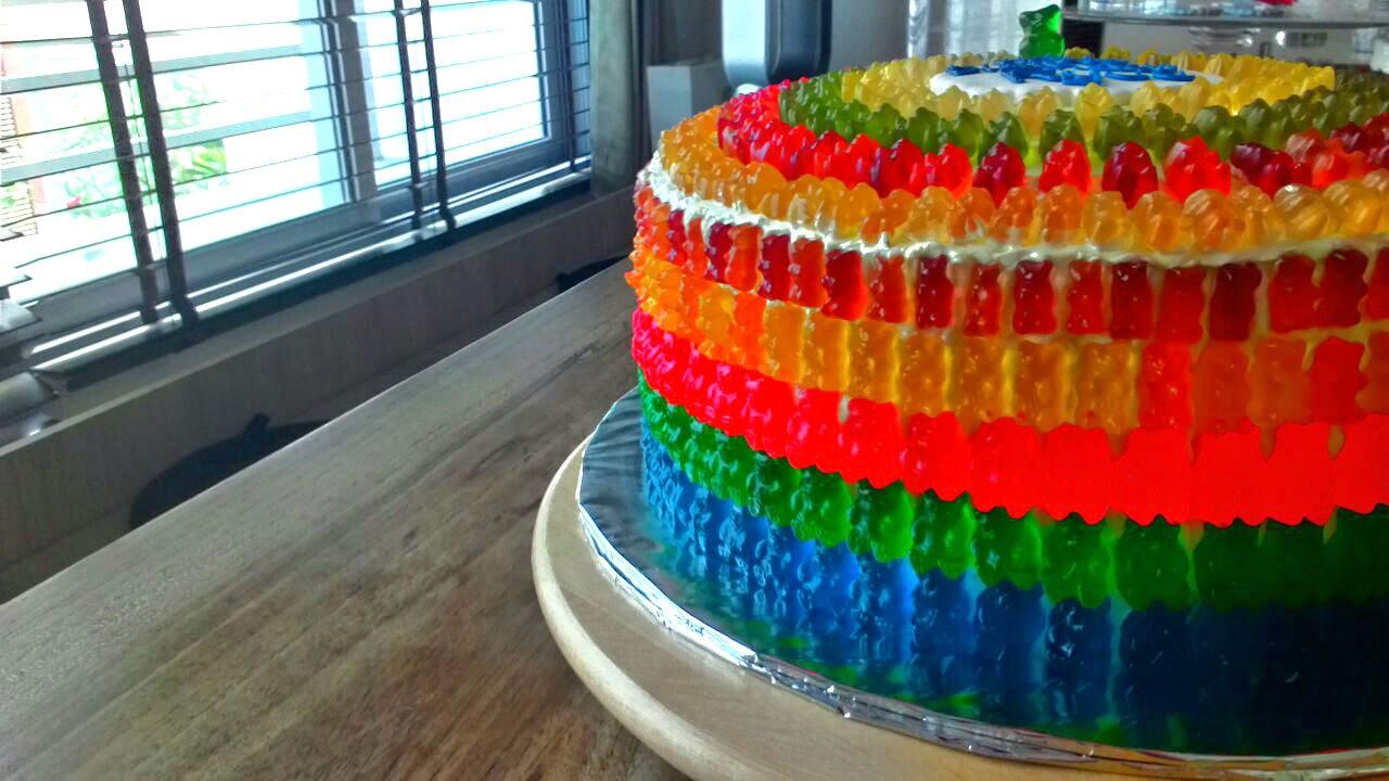 Ocd Nightmare Birthday Cake