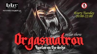 Orgasmatron radio show - bbr