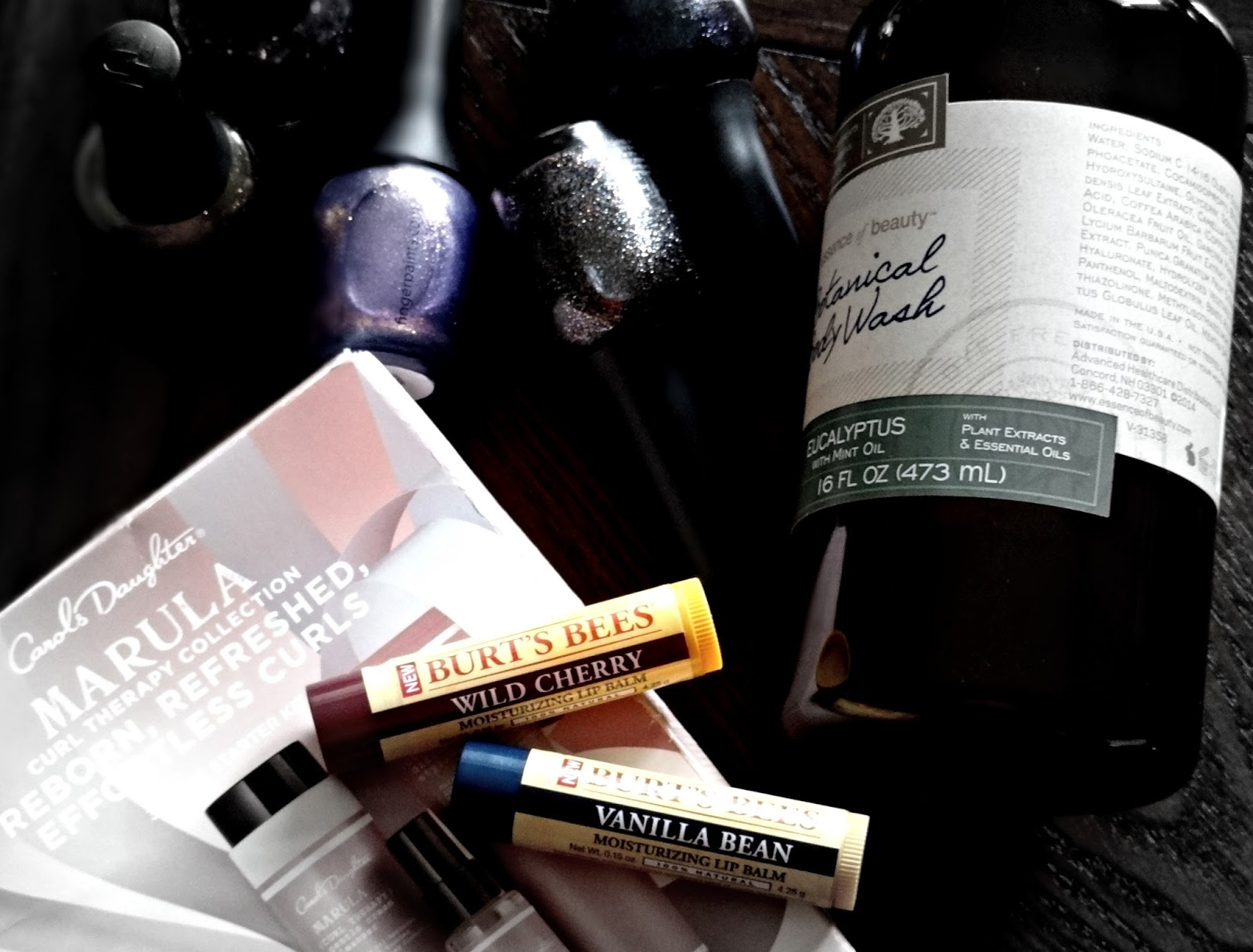 budget beauty buys from burt's bees finger paints essence of beauty carol's daughter