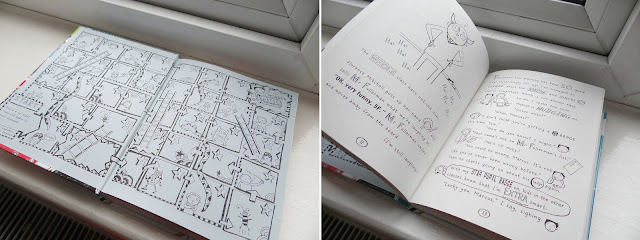 Tom Gates Extra Special Treats (not), meaning behind drawings, doodle dictionary