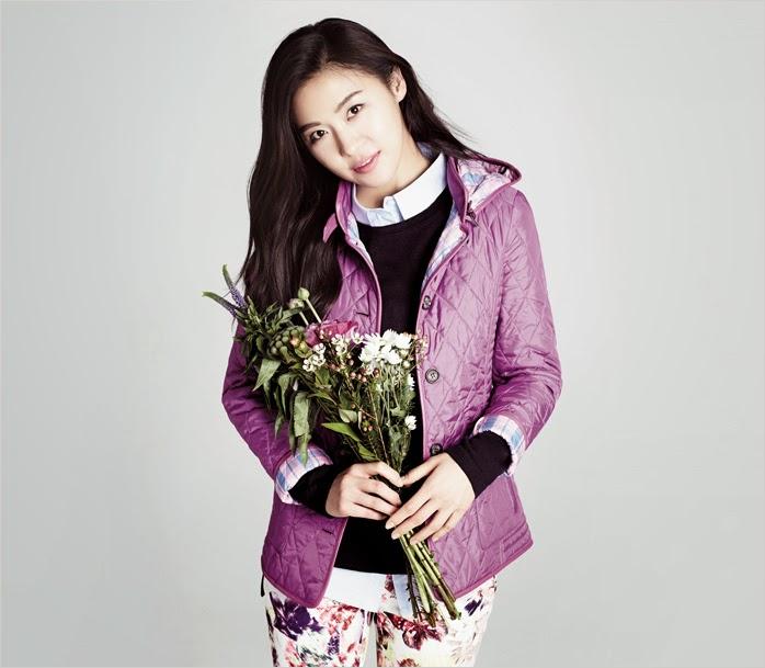 Ha Ji Won - Crocodile Ladies Spring Summer 2014