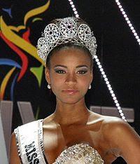 Leila Lopes of Angola