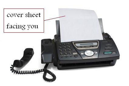 how to use a fax machine the