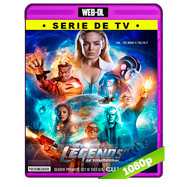Legends of Tomorrow Temporada 3 Completa WEB-DL 1080p Audio Ingles 5.1 Subtitulada