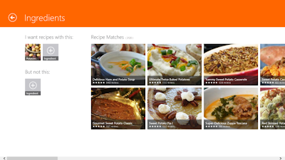 Allrecipes - 7 Best Picked Apps for Windows 8 2012