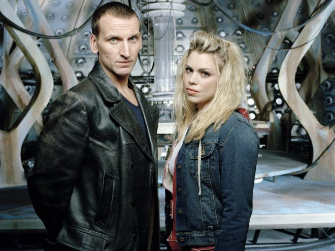 Doctor Who in the mid-Noughties