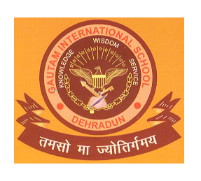 Gautam International Senior Secondary School Dehradun Logo