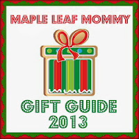 Maple Leaf Mommy Holiday Gift Guide 2013