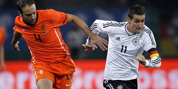 Prediksi Belanda vs Jerman 15 November 2012