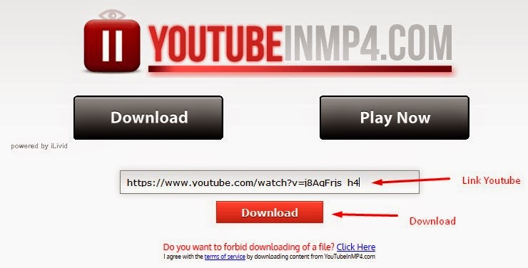 Download Video Youtube Tanpa Software Dengan Youtubeinmp4