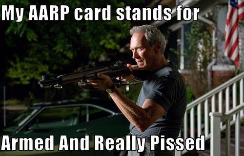 I carry a gun because