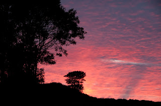 Cornwall sunset photograph