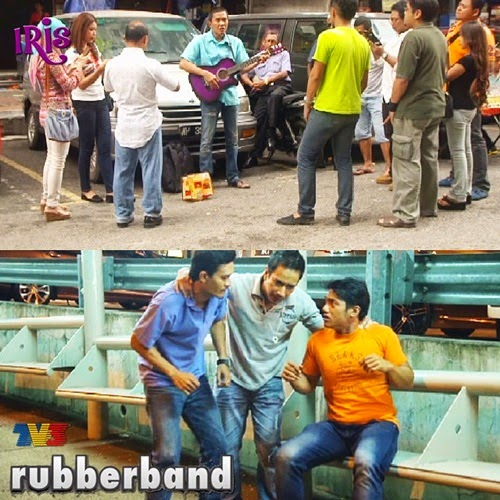 Sinopsis drama Rubber Band TV3 Slot Iris, review drama Rubber Band TV3, gambar drama Rubber Band TV3, pelakon Rubber Band lakonan Beto Kusyairy, Sara Ali, Bil Azali, Pian Kepoh