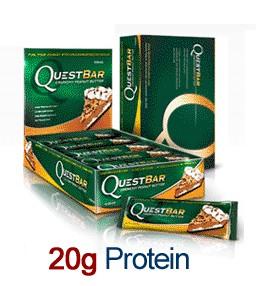 Amostra Gratis Barras de Proteinas QuestBar
