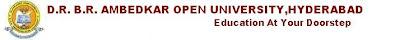 Dr.B.R. Ambedkar Open University B.Ed. 2012 exam