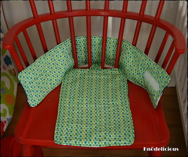 Travel chair. Knödelicious