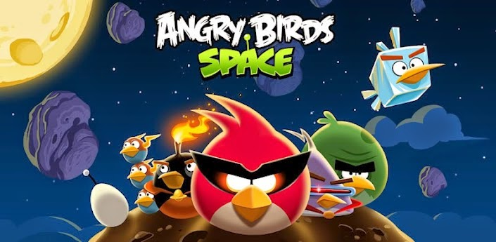 Download Angry Birds Space Update Terbaru for Windows Phone