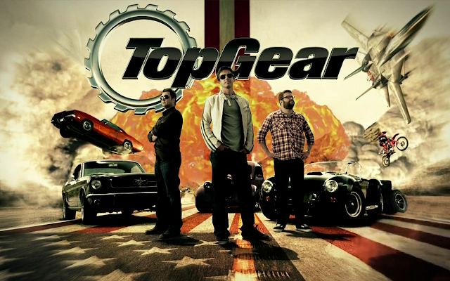Discovery HD TopGear USA Serie 3 (2013)