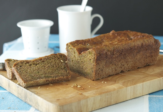 Vegan Protein Zucchini Bread
