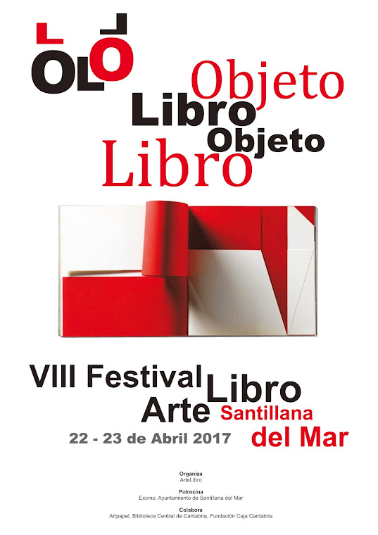 VIII Festival ArteLibro Santillana del Mar