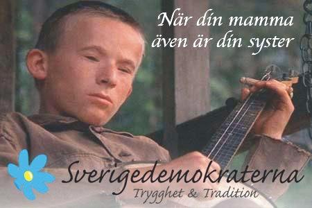 Under Mattan Sverigedemokraterna Sveriges Stolthet