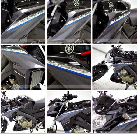 gambar New Yamaha Vixion Advance terbaru