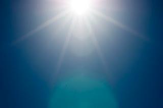 Foto cielo azul