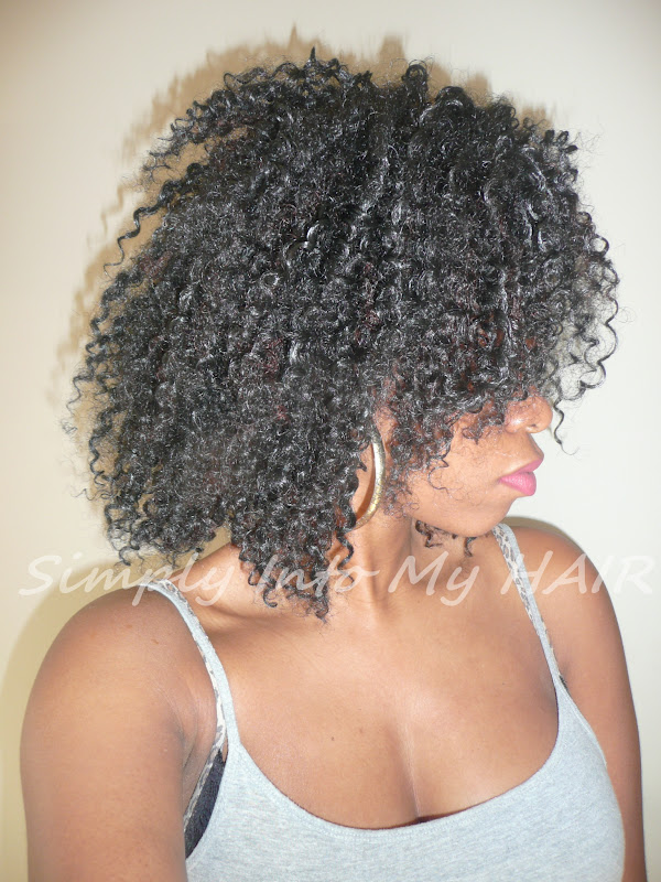 Crochet Hair Upkeep : Simply Into My Hair Crochet Braids 3 Afro Kinky 2015 Personal Blog