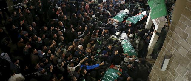 Movimento radical Hamas anuncia nova guerra contra Israel