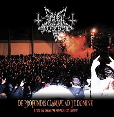 DARK FUNERAL - DE PROFUNDIS CLAMAVI AD TE DOMINE (2004)