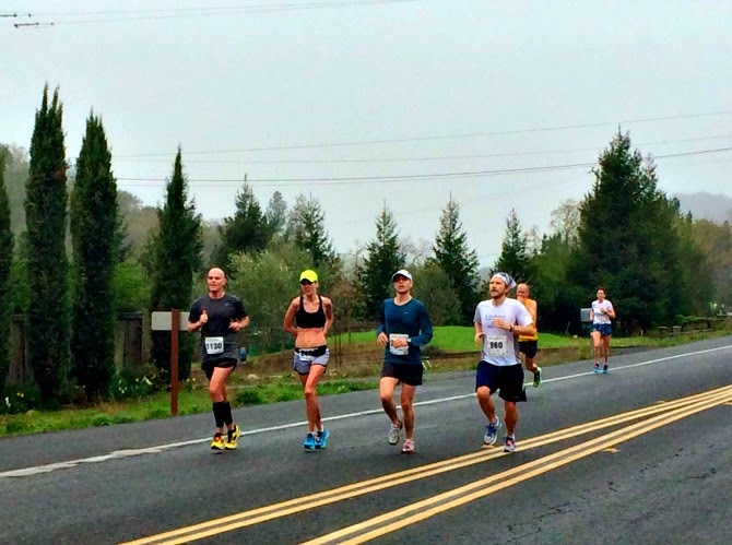 The Holland House: Napa Valley Marathon