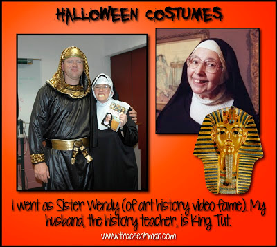 www.traceeorman.com  Halloween costumes 
