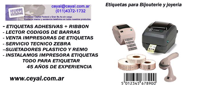reparación impresoras TSC 2410m Buenos Aires