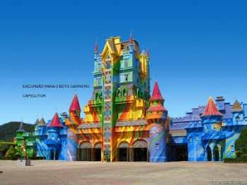 EXCURSÃO BETO CARRERO WORLD