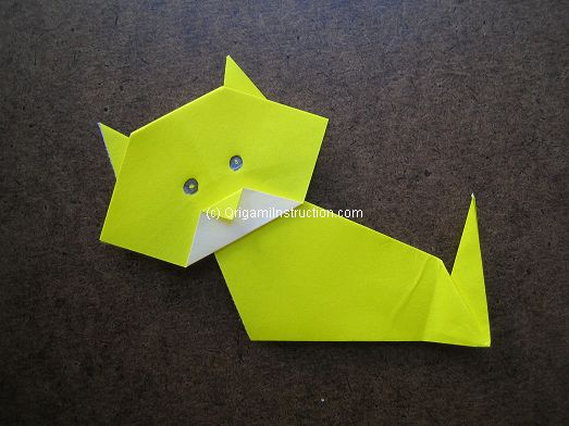 simple origami cat 28 images origami cat can be use