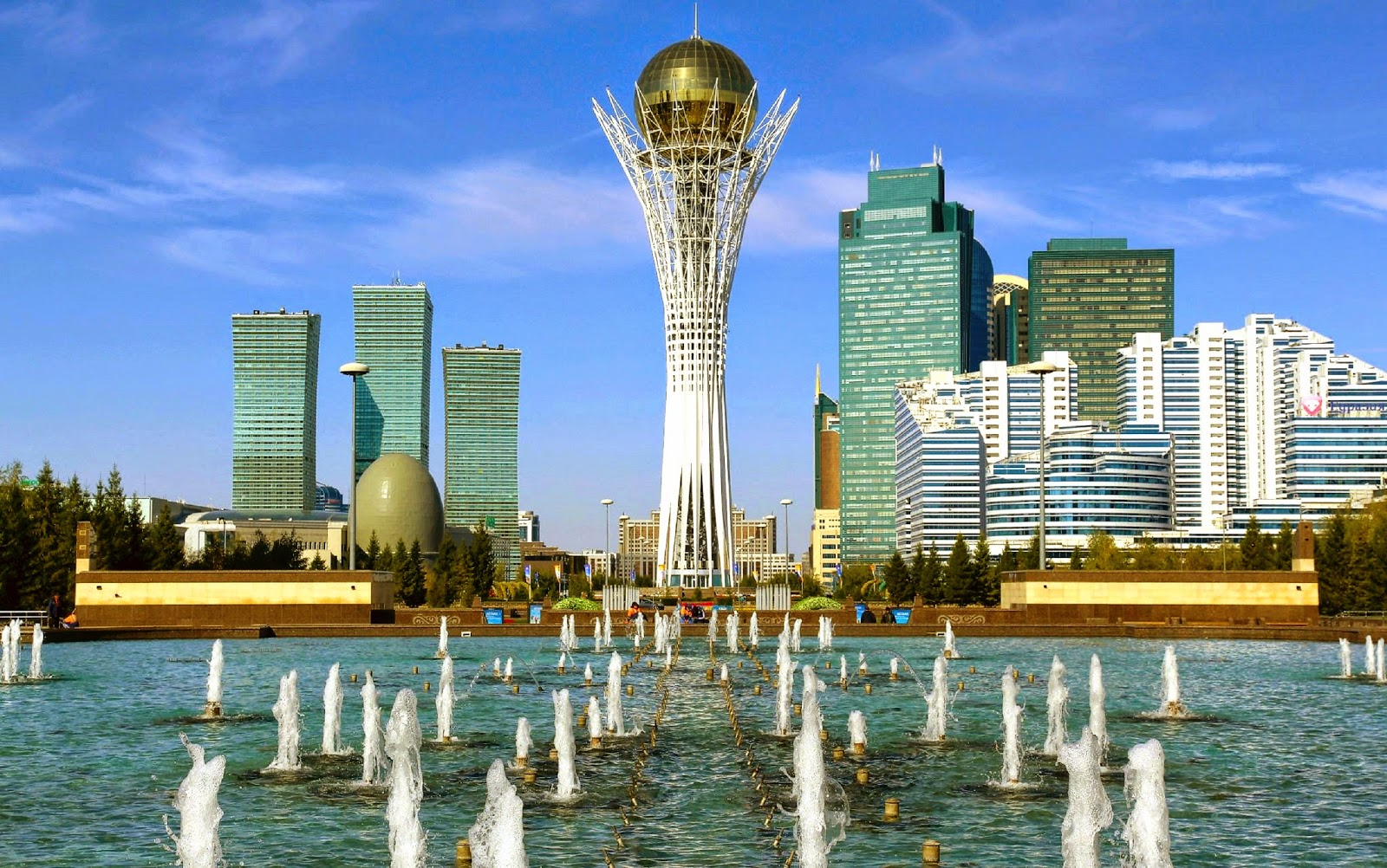 Most Holy Trinity in Almaty