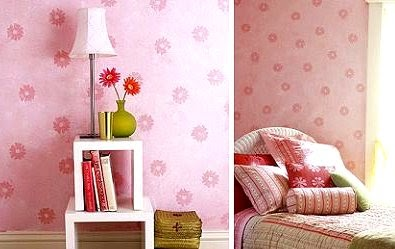 Decoraci n de interiores decora tus paredes con st ncil - Decora tus paredes ...