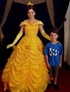 . a complimentary photo of your princess with a Disney Princess (Belle).