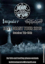 DENIAL OF GOD FIRST US APPEARANCE EVER W/ IMPALER