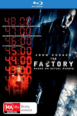 Filme Poster The Factory BRRip XviD & RMVB Legendado