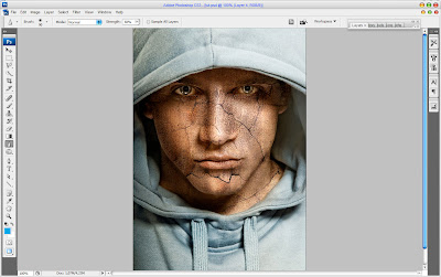 Текстура кожи в Adobe Photoshop7