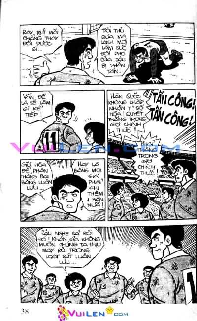 Jindodinho - Đường Dẫn Đến Khung Thành III  Tập 17 page 38 Congtruyen24h