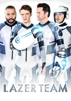 Lazer Team - Legendado