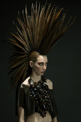 Jess Eaton Roadkill Couture Beautiful Collection