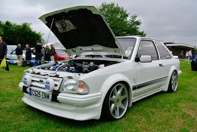Escort RS Turbo MK4