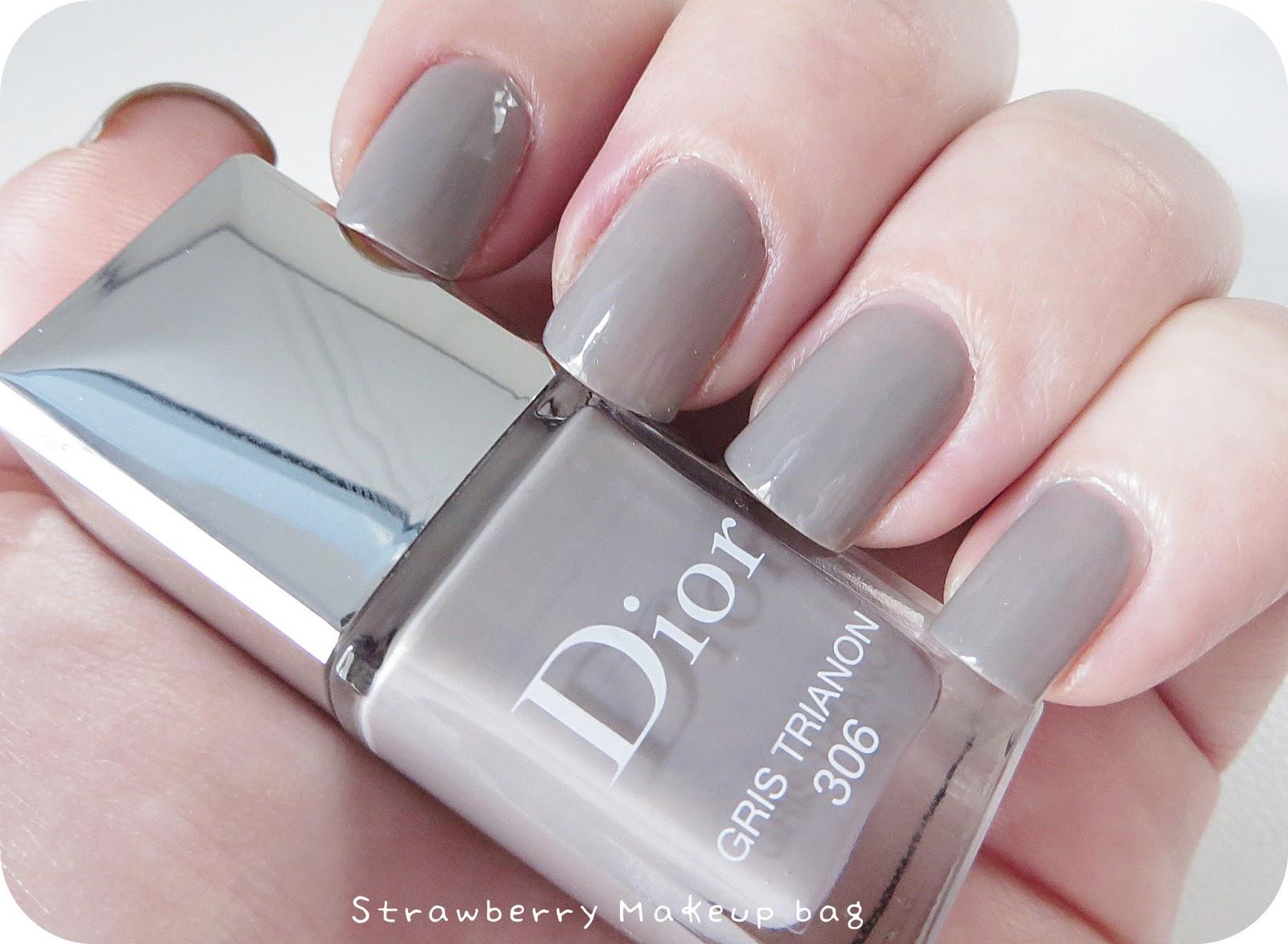 strawberry makeup bag notd dior gris trianon. Black Bedroom Furniture Sets. Home Design Ideas