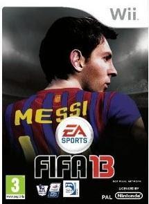 FIFA 13   Nintendo Wii