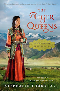 Pre-Order THE TIGER QUEENS <br>(Available November 4, 2014)