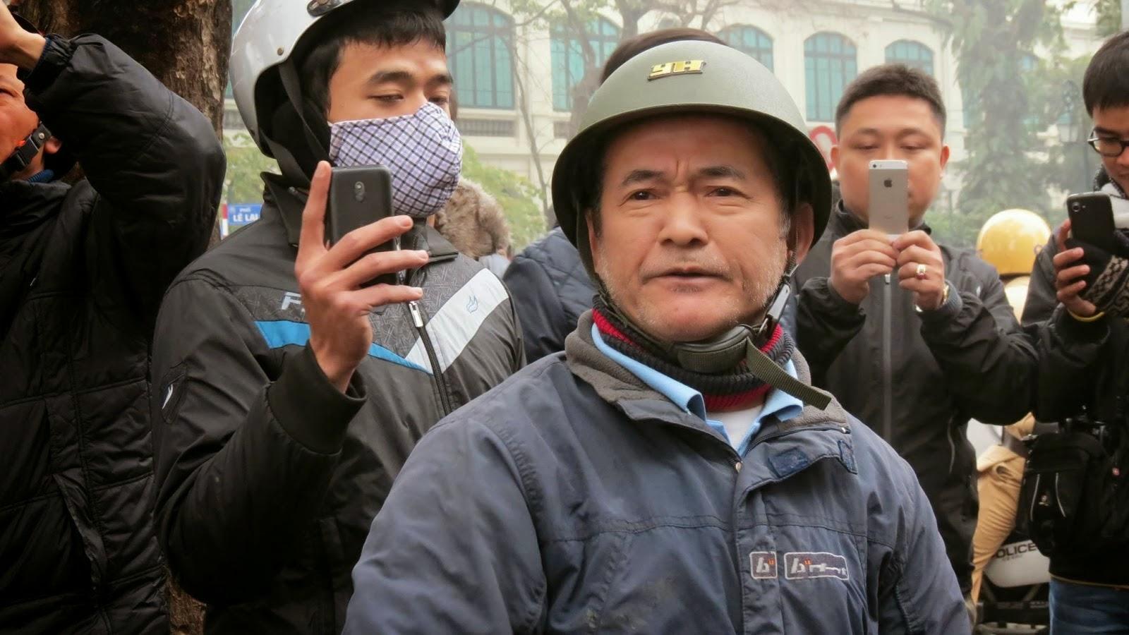 Hình ảnh cựu chiến binh Trương Nhật Quang – Giới trẻ học hỏi được gì?