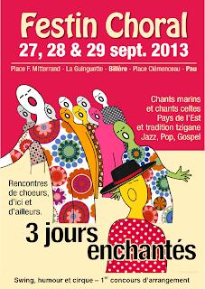 Festin choral 2013 à Billère